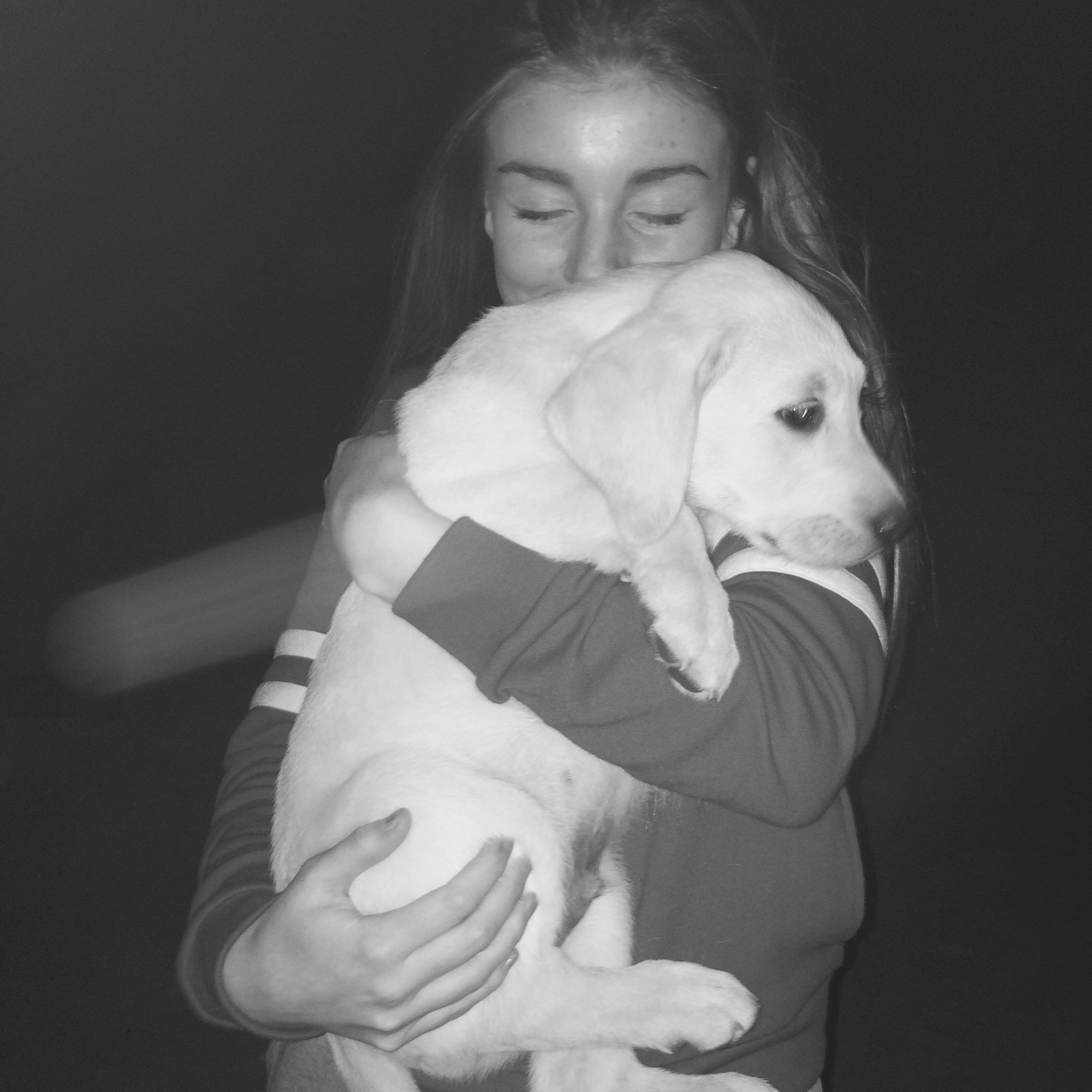 dog walker Sage