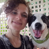dog walker Eliza