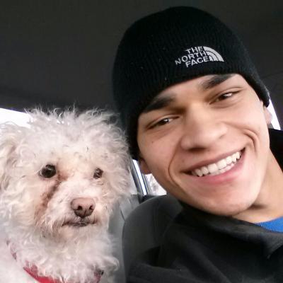 dog walker Eloy