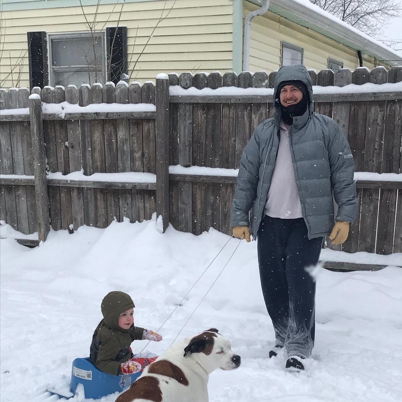 Wyatt's dog boarding