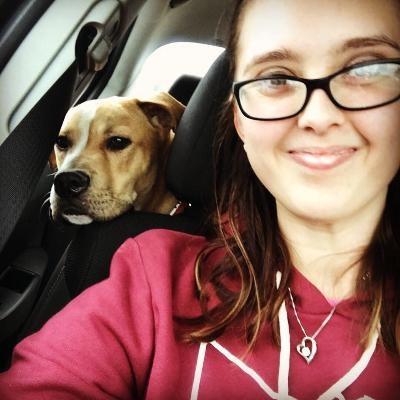 pet sitter Kelsey