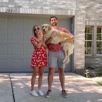 Katherine & Connor's dog boarding