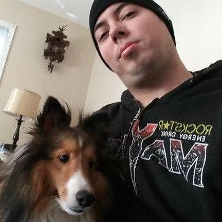 dog walker Kevin