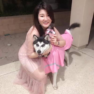 "pet sitter Xinyin ""Bonnie"" & Zhe ""Owen"""