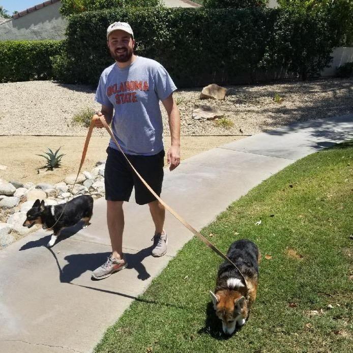 dog walker Jack