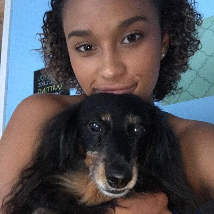 dog walker Jayleen