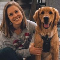 Jenna's dog boarding