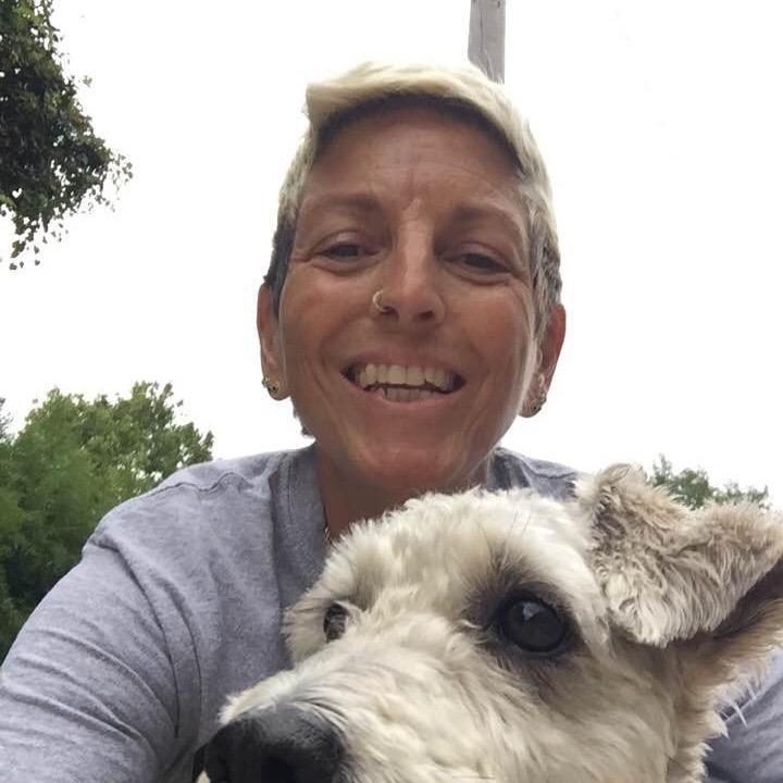 dog walker Debbie