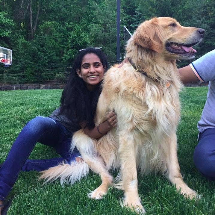 dog walker Priya