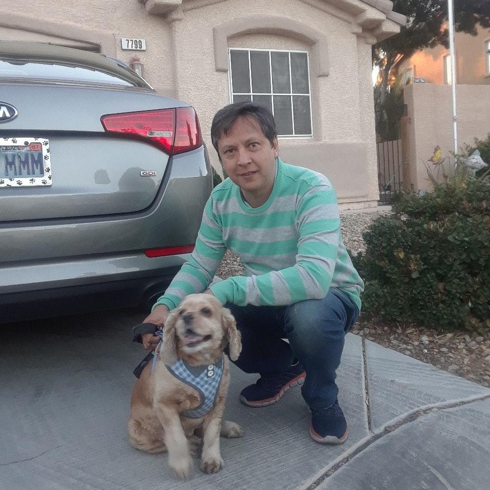 Raul's dog boarding