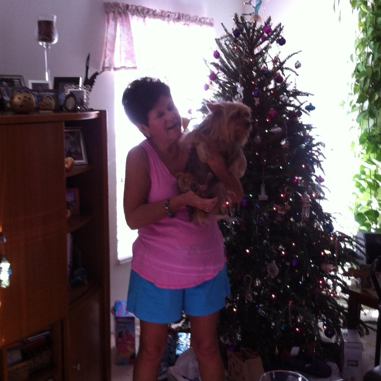 dog walker Muriel