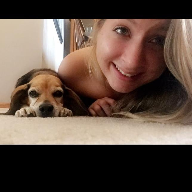 dog walker Theresa