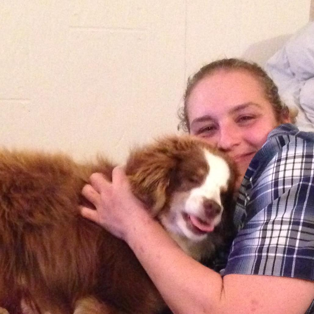 dog walker Allysea