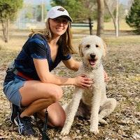 dog walker Carmella