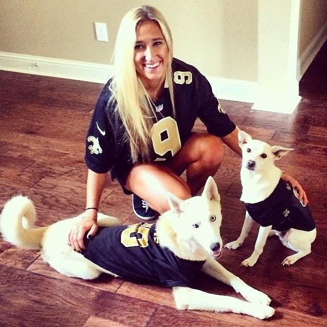 Shaina's dog day care