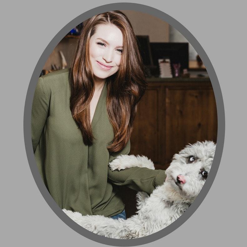 dog walker Madelyn