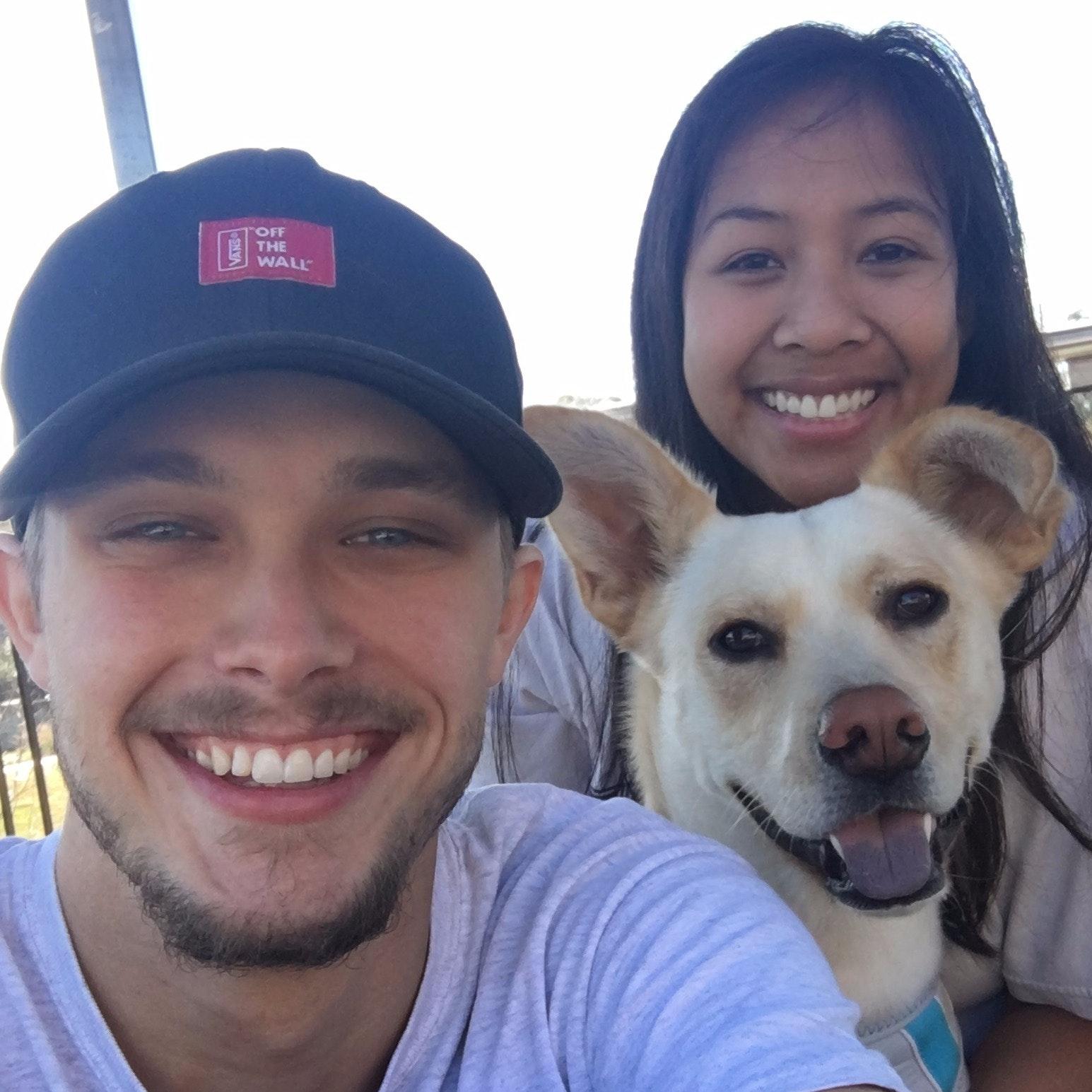 Seth's dog boarding