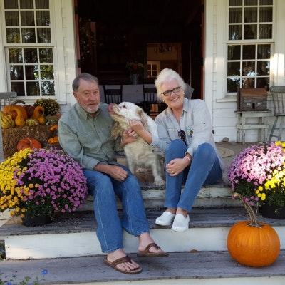 """Vester """"Skipper"""" & Debbie C."""