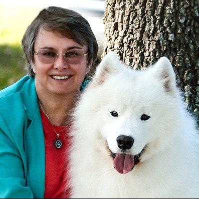 dog walker Cheryl