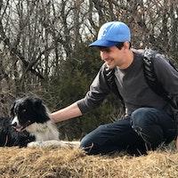 dog walker Eric