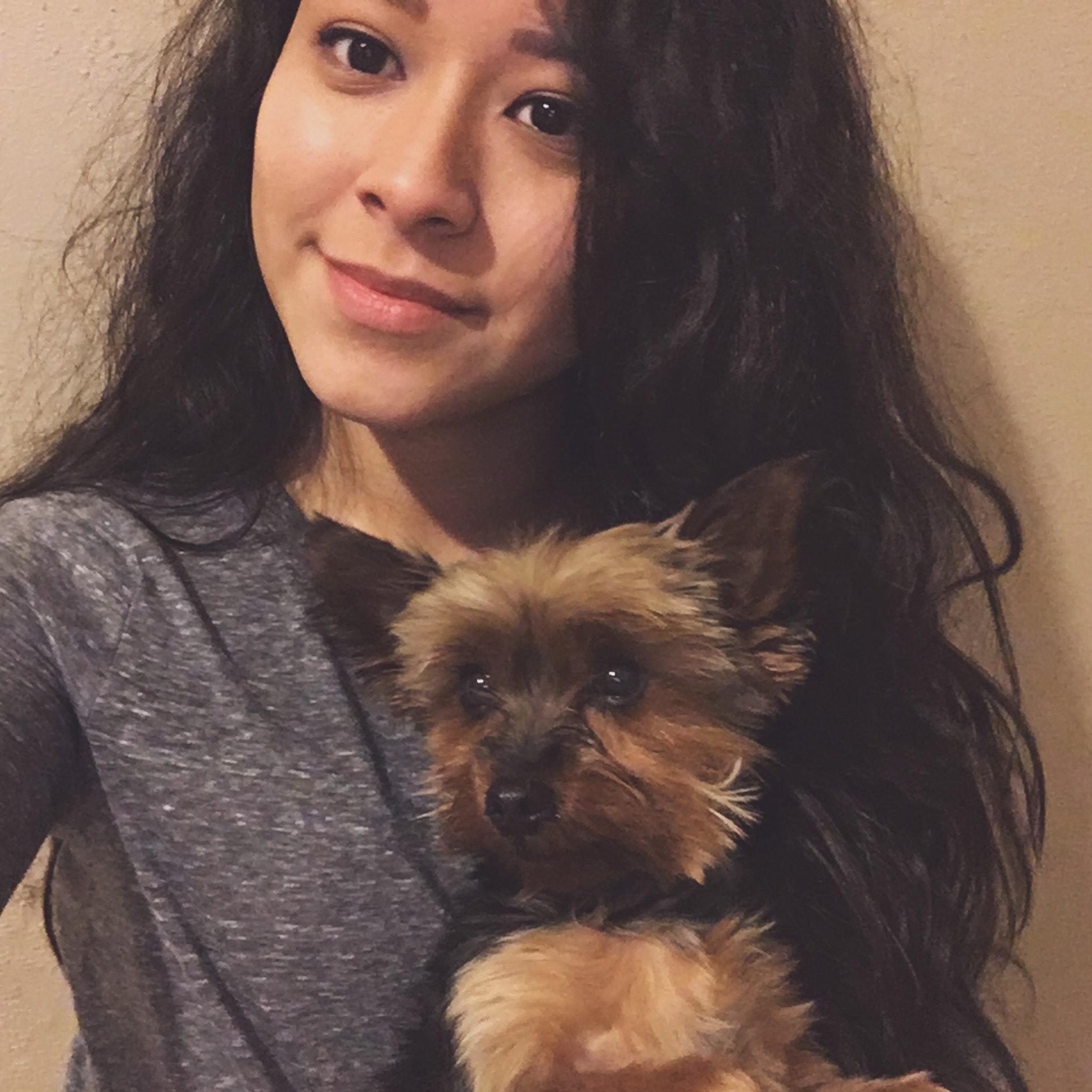Selena's dog boarding