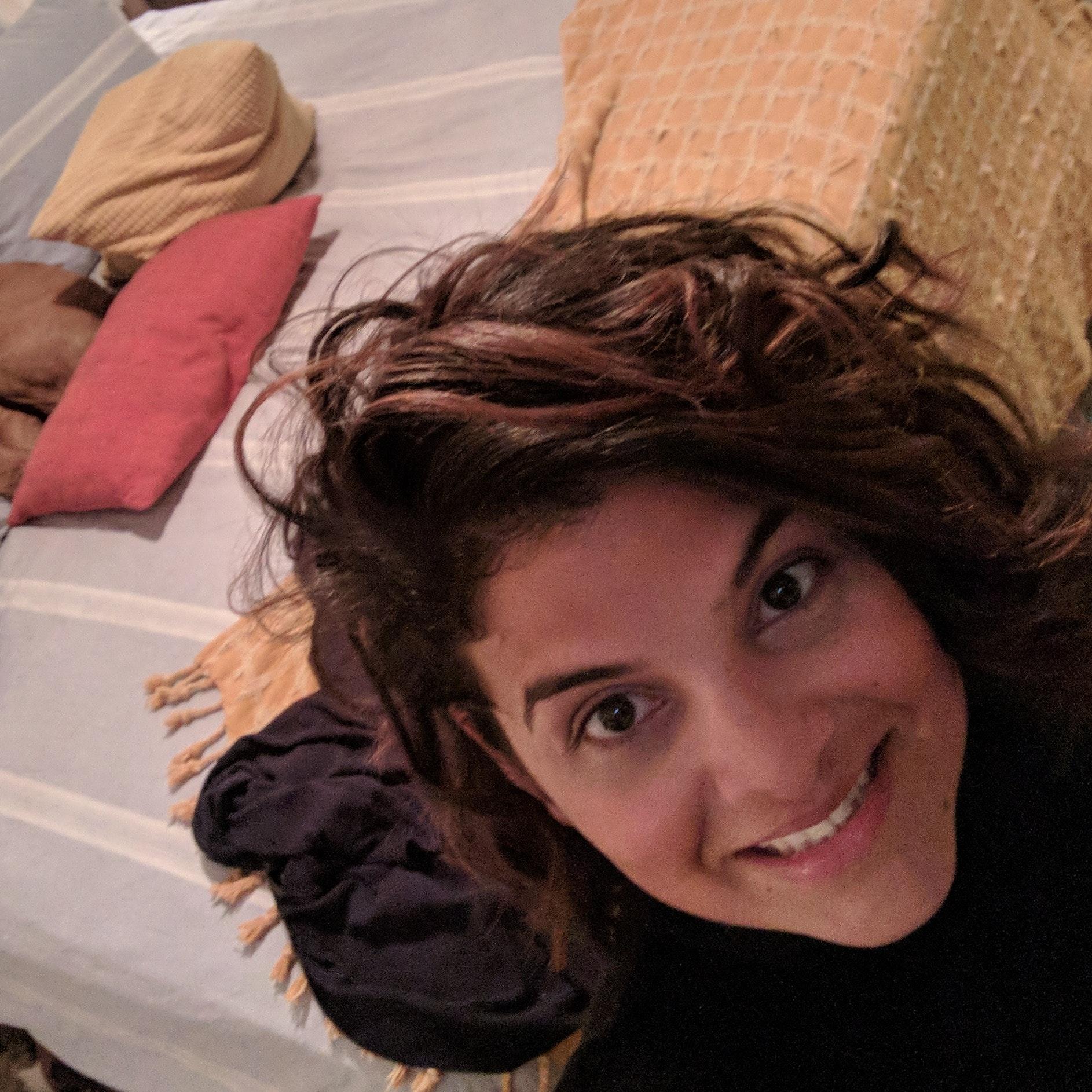 house sitter Karla