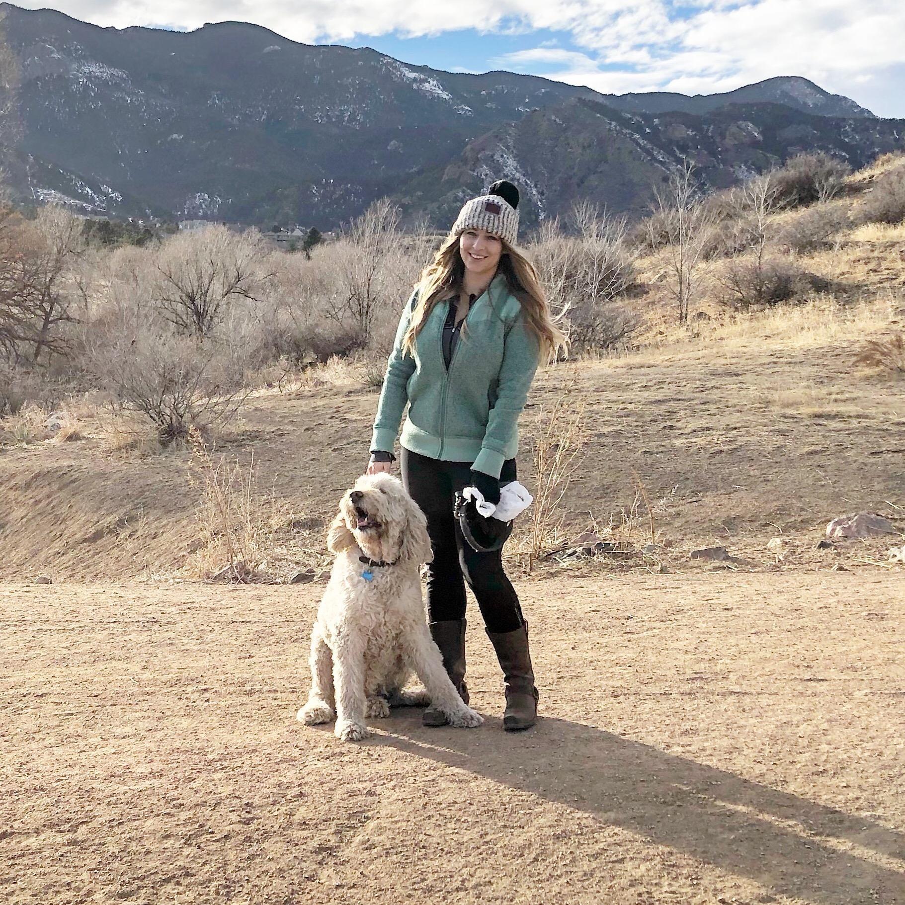 Cassidy's dog boarding