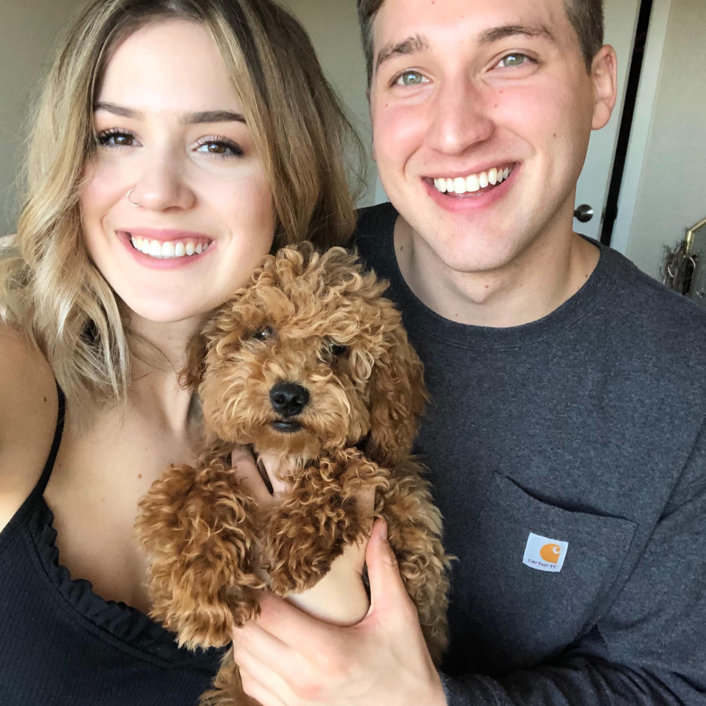 Allison & Ryan's dog boarding