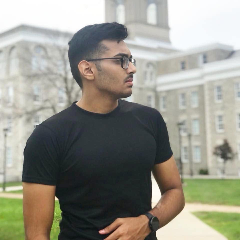house sitter Gaurav