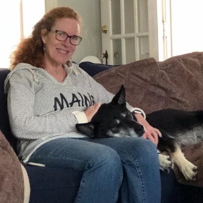 dog walker Sallie