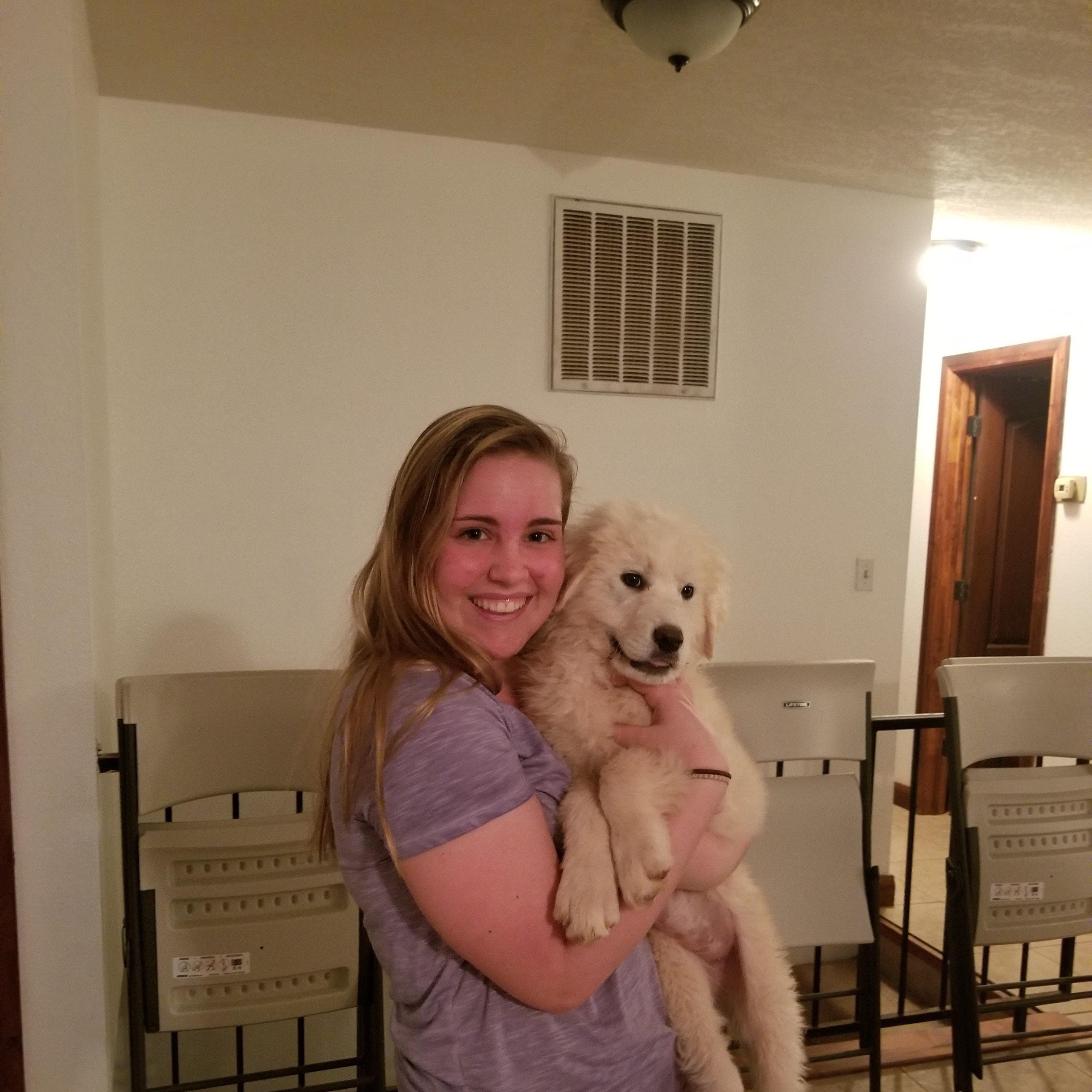 house sitter Hailey