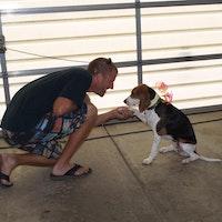 Travis's dog day care