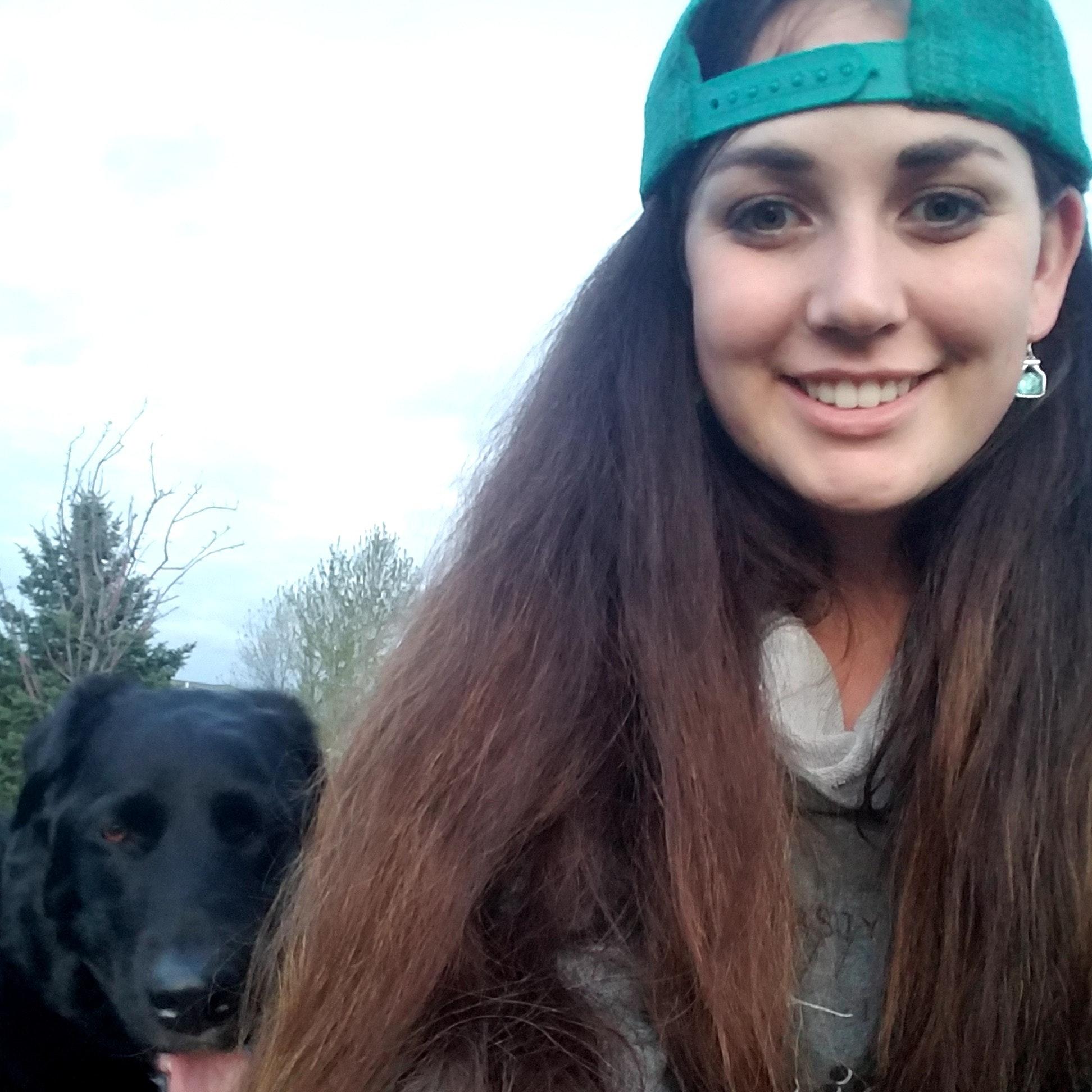 dog walker Alisha