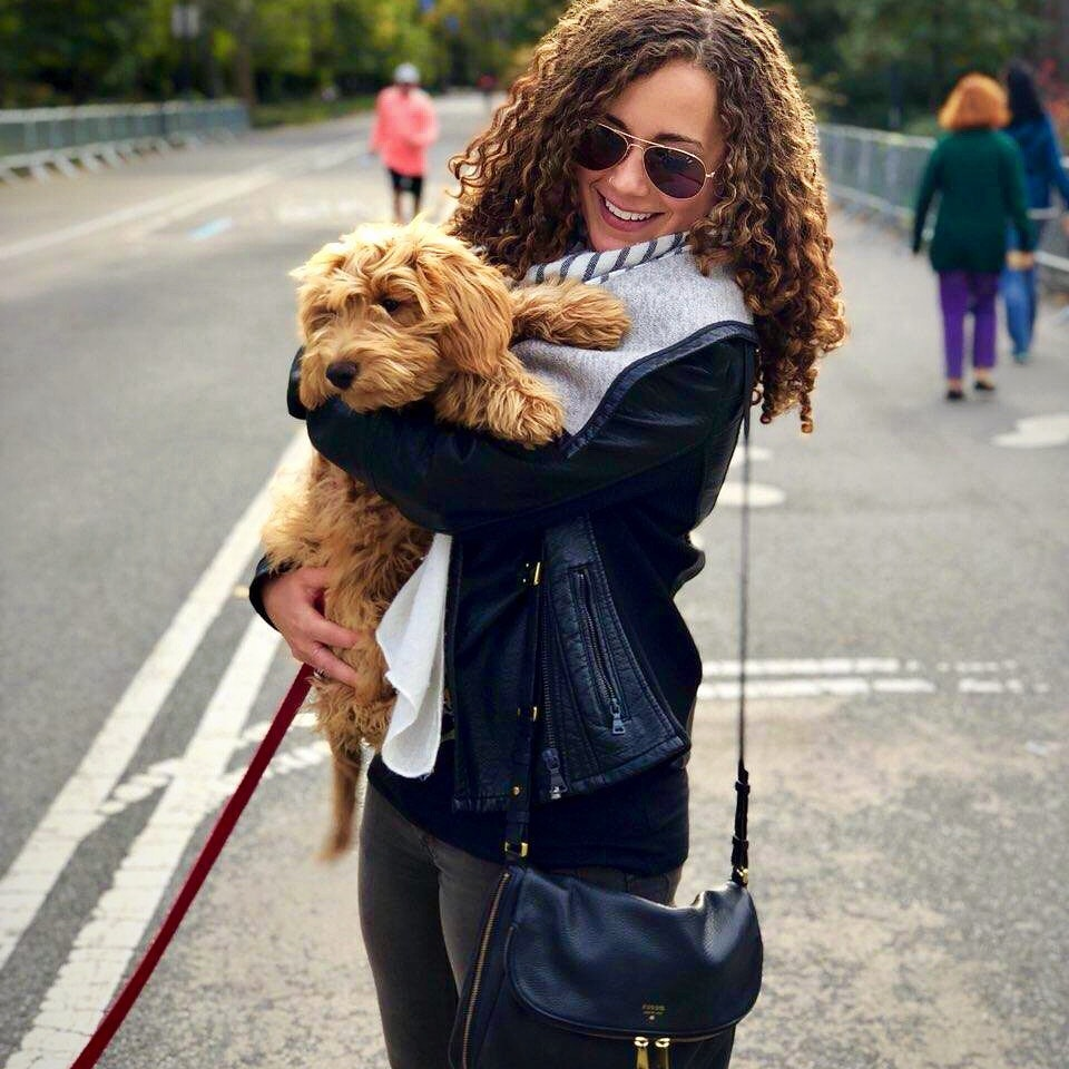 dog walker Jenelle