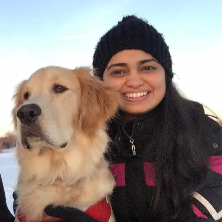 Anagha's dog day care