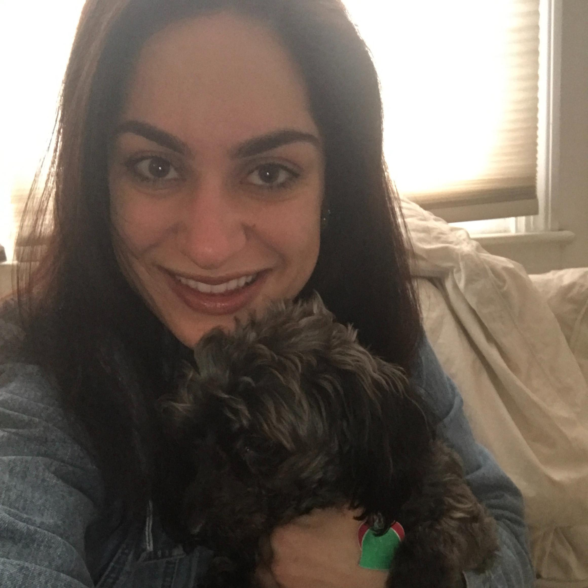 pet sitter Fani-Francesca
