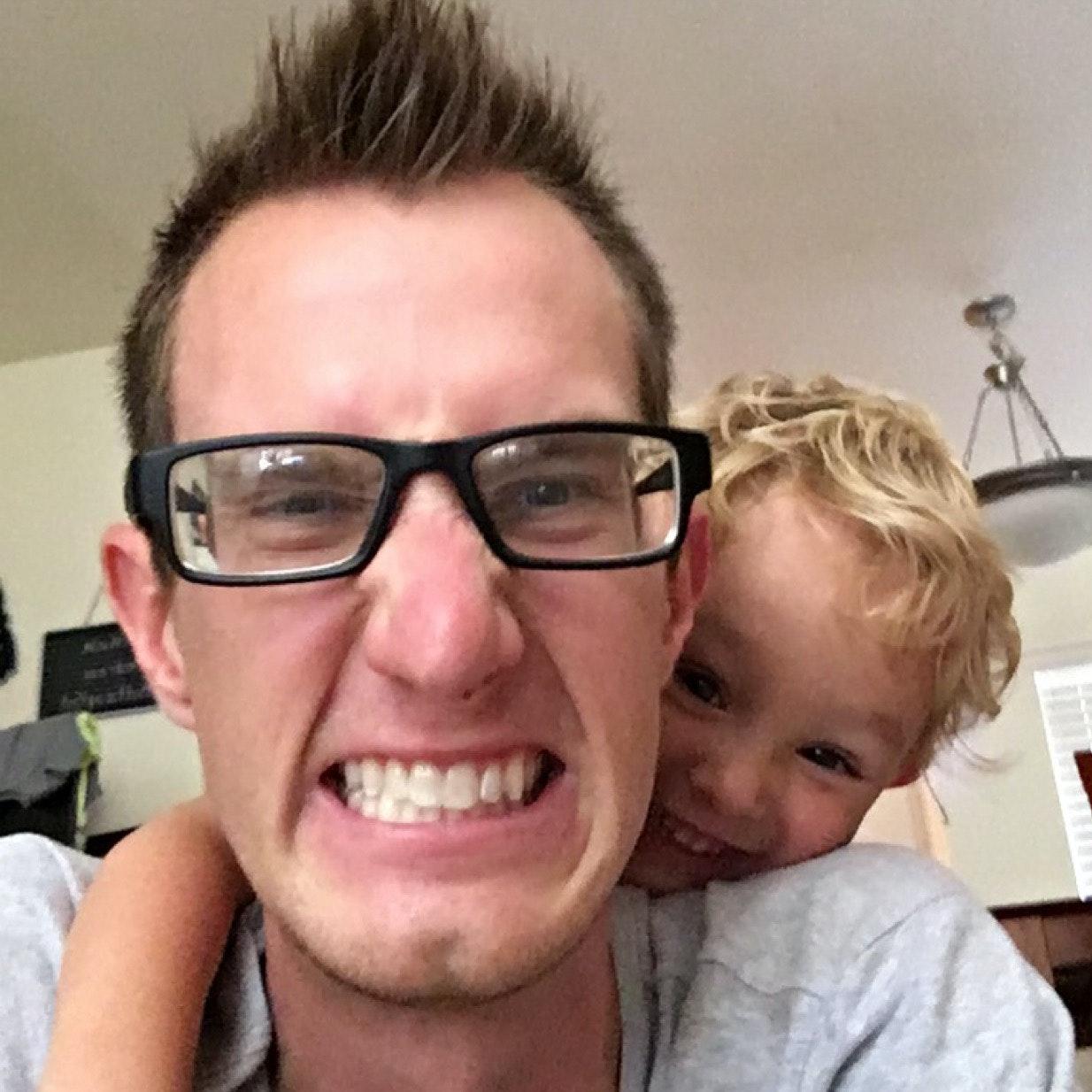 house sitter Aaron