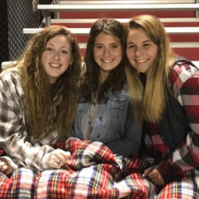 Abby, Cassandra & Emily M.