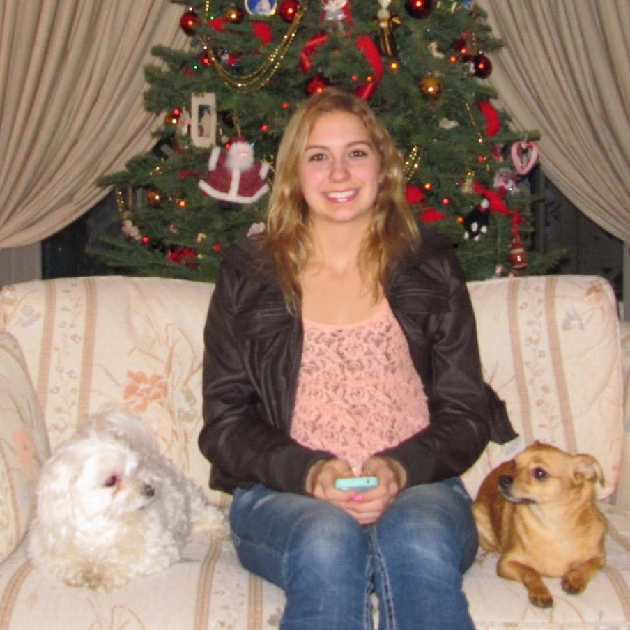 pet sitter Kristina