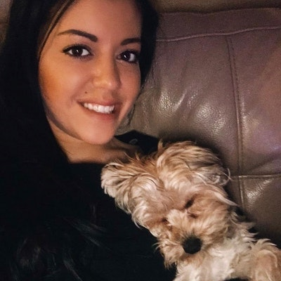 dog walker Tatyana