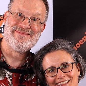 Jay and Amy V.
