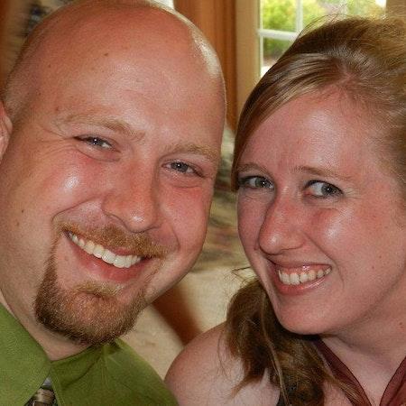 Megann and Ross W.