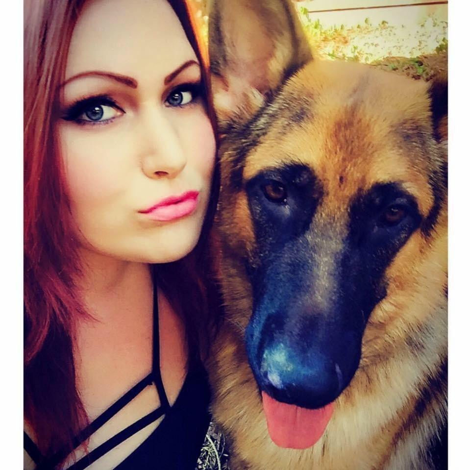 dog walker Erica