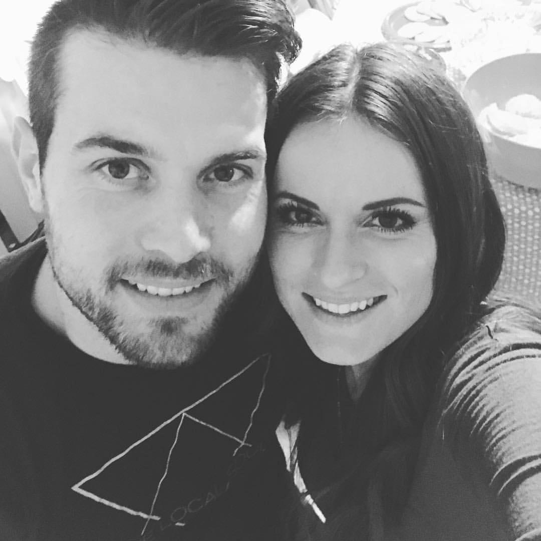 Amber and Adam D.