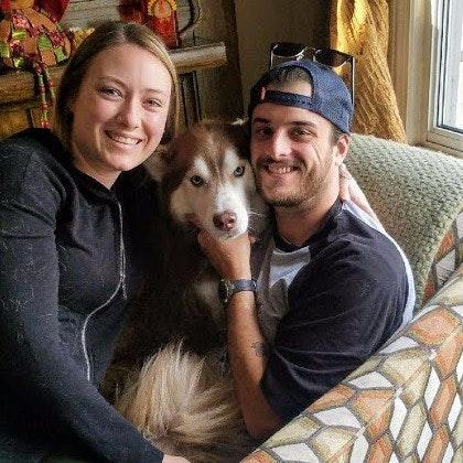 Kayla & Sam's dog boarding