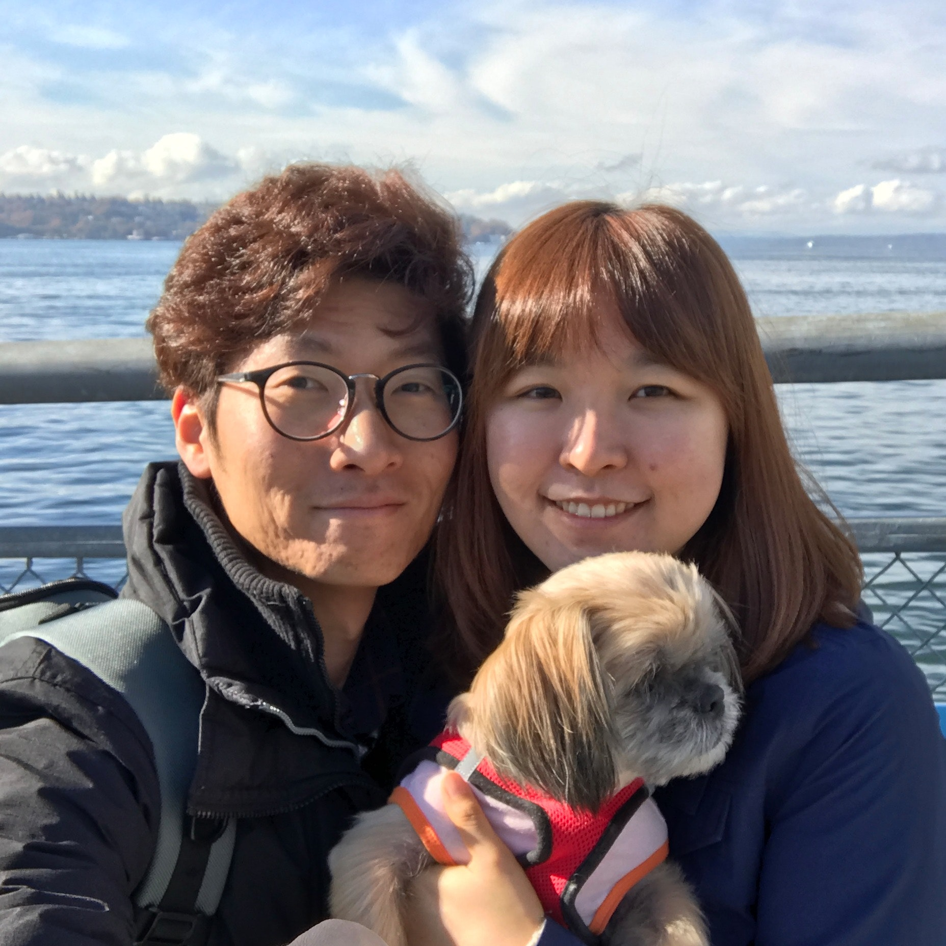 Jun's dog boarding