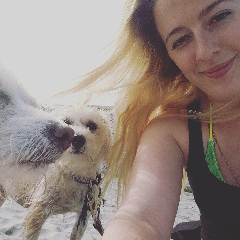 Rianna's dog boarding