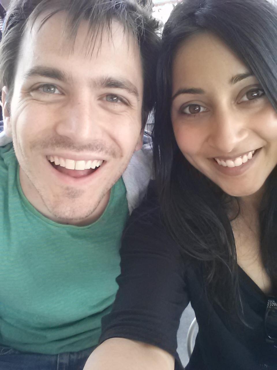 Thane & Reena  E.