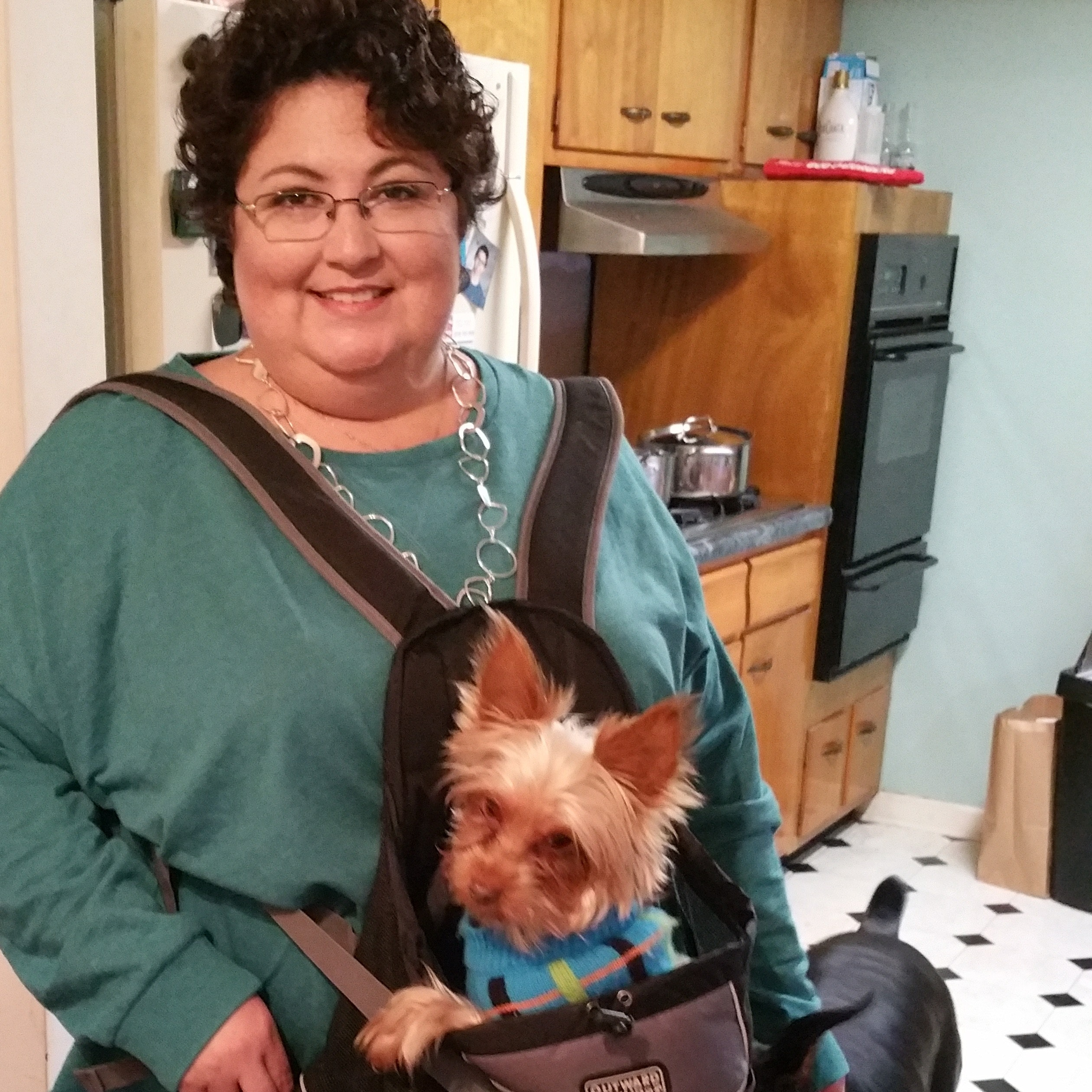 pet sitter Mary Anne