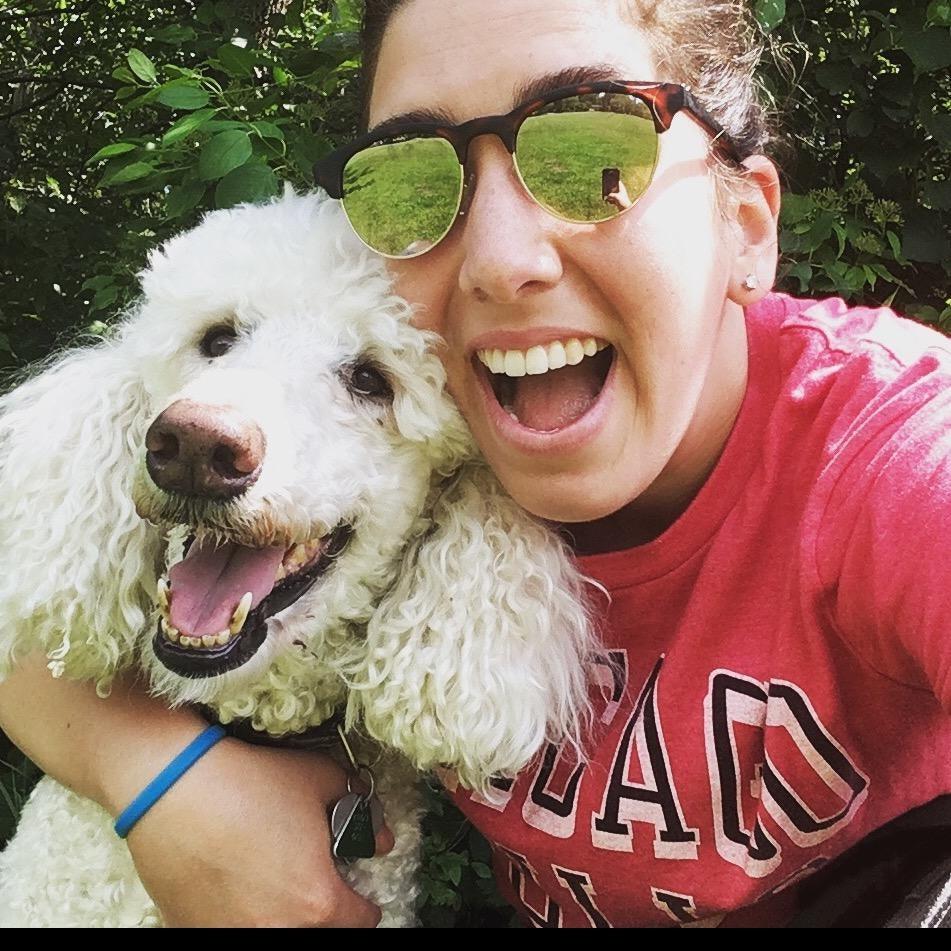dog walker Anais